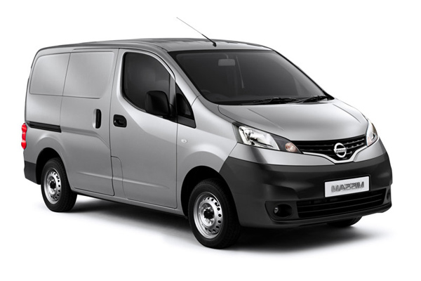 Nissan nv 200 contract hire