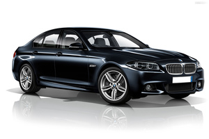 Bmw 5 series contract hire