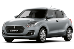 Sized suzuki swift