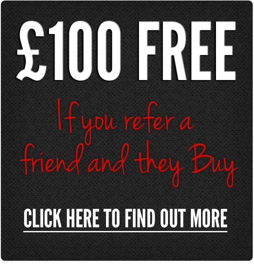 Refer A friend and get £100