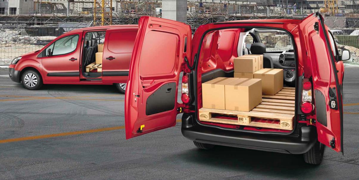 New Vehicle Solutions Berlingo Cargo image