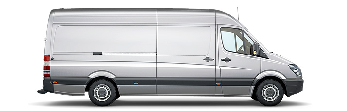 Mercedes Sprinter Box Truck
