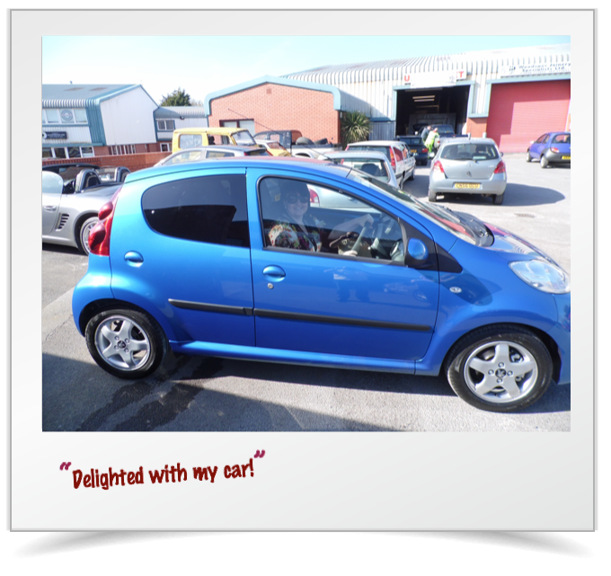 New Vehicle Solutions Aygo Test