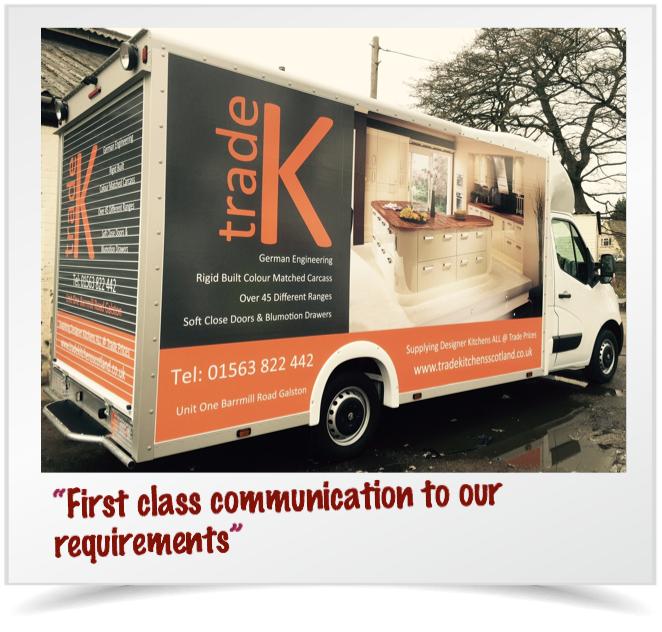 New Look Kitchens Testimonial