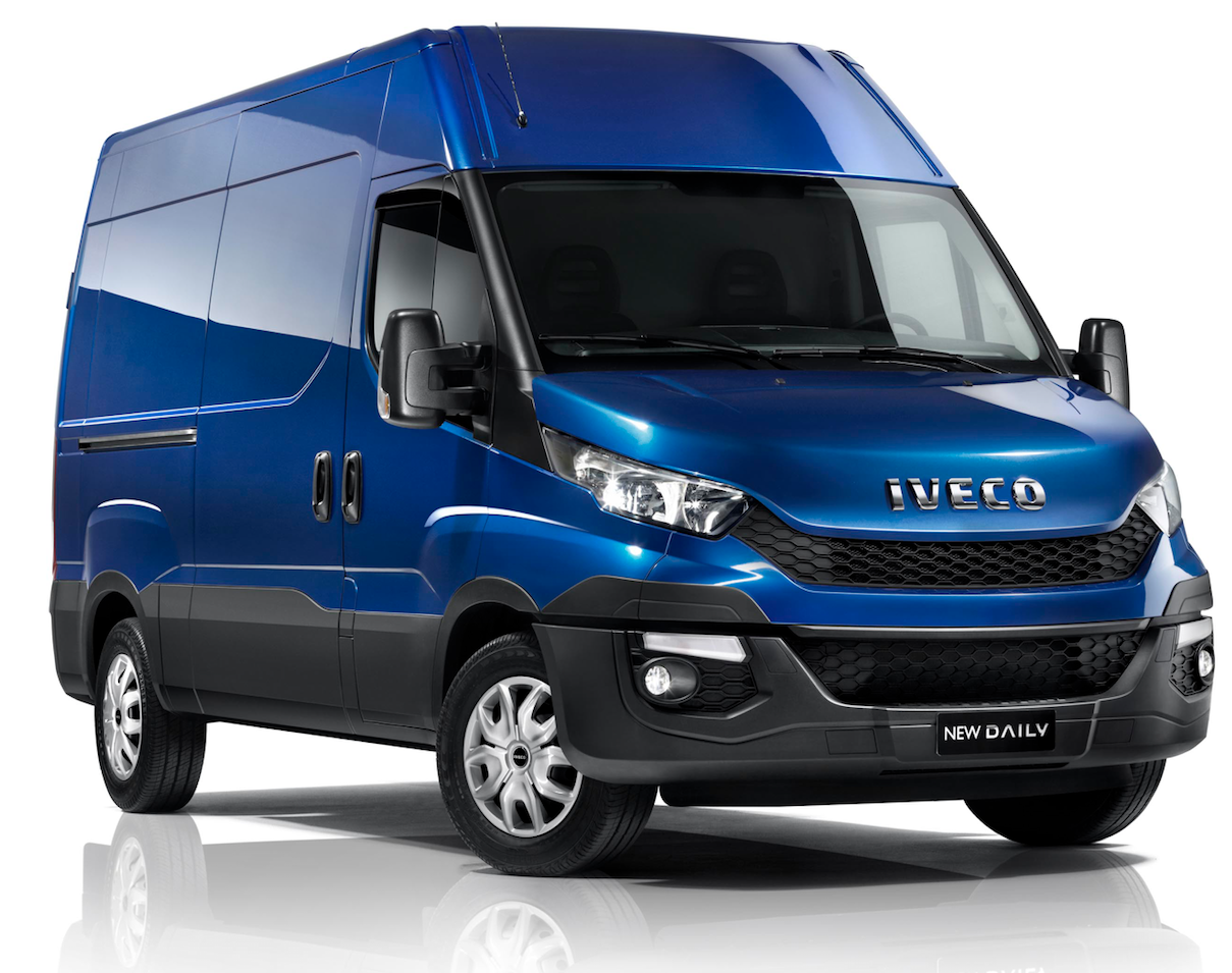 New vehicle Solutions Iveco Daily