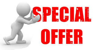 Special Offers From NVS
