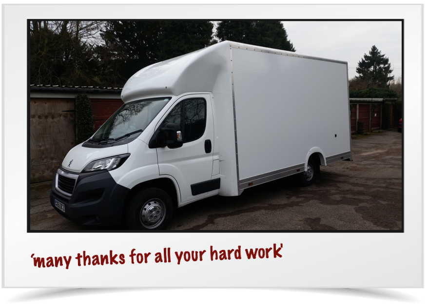 Nationwide removals testimonials