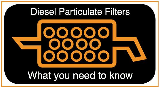 Diesel Particulare Filter