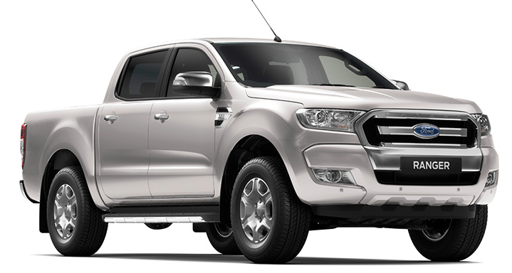 Ford Ranger Limited NVS