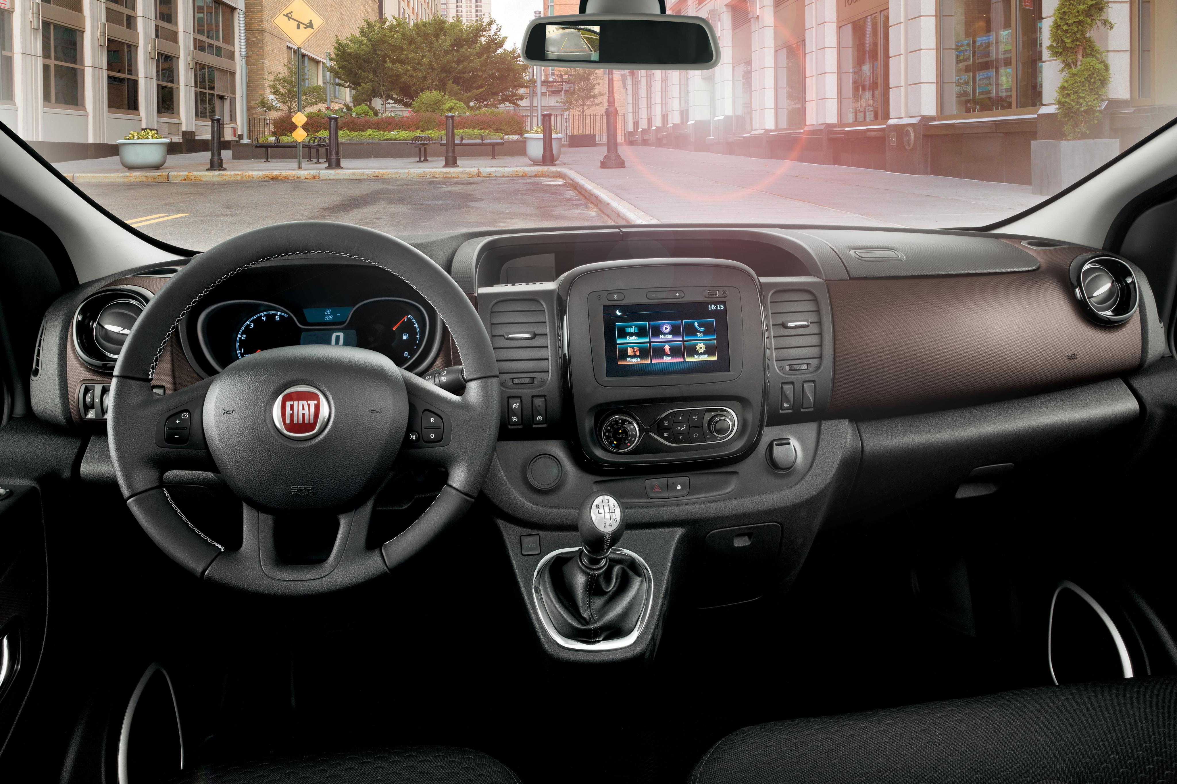 10 Passenger Van >> Fiat Contract Hire - Hire Purchase - Finance Lease - UK Deals   Talento 10 SWB Diesel 1.6 Ecojet ...