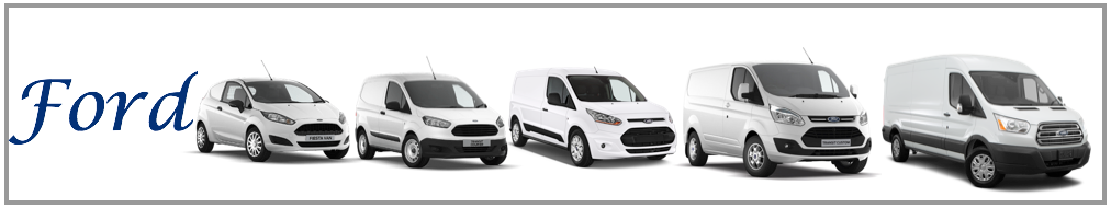 Ford Vans Conversions New Vehicle Solutions - All ford vehicles