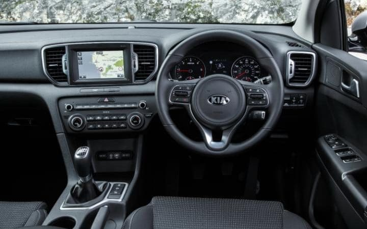 kia contract hire uk deals sportage estate 1 6gdi. Black Bedroom Furniture Sets. Home Design Ideas