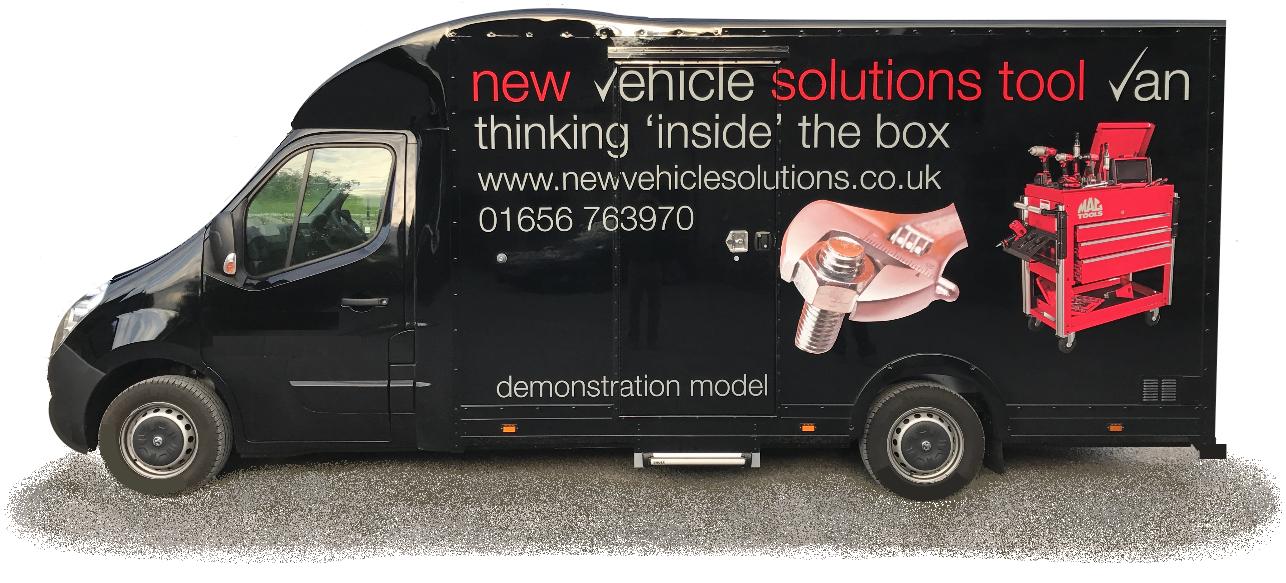 Vauxhall UK Deals | Movano 35 2 3TDCi 130 Luton Tool Van