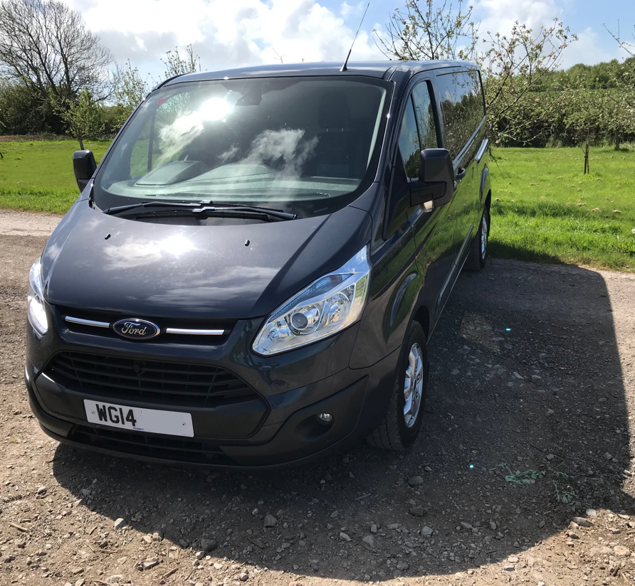 63 Ford Transit Custom 2 2tdci Swb: Ford Hire Purchase - UK Deals