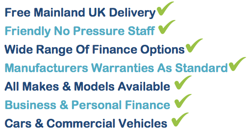 Ford Contract Hire Hire Purchase Finance Lease Uk Deals