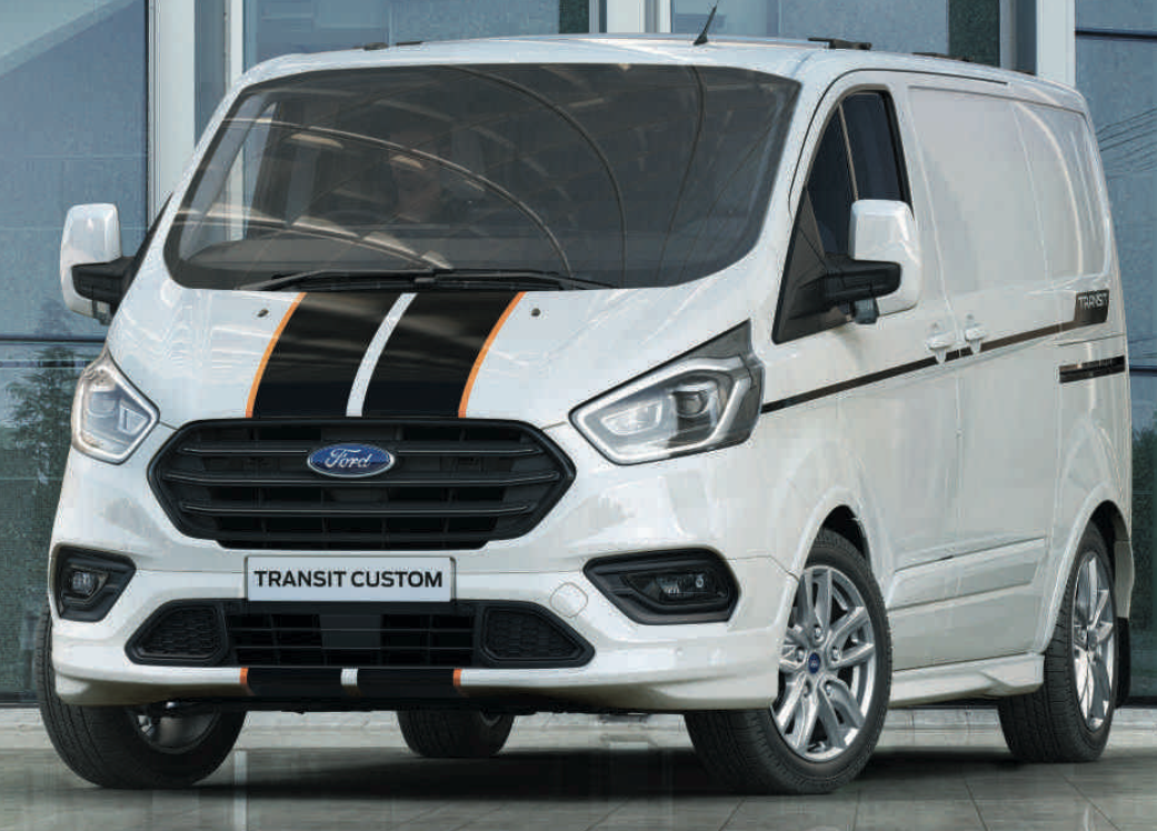 ec1d375d8d2bf0 The  Sport  version being the pinicle of Fords new range of MCA Custom vans.